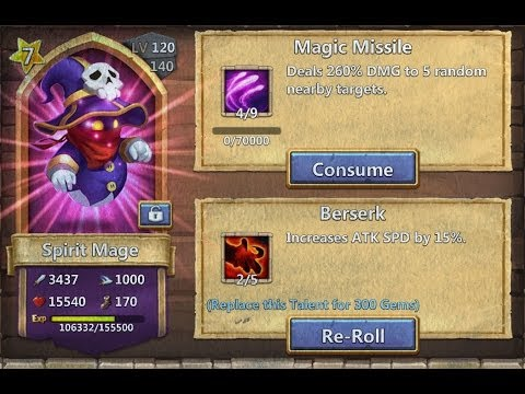Castle Clash: Episode 13: Spirit Mage 7 Star