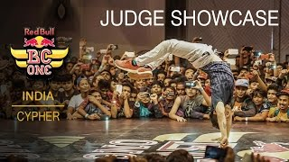 Red Bull BC One India Cypher - Judge Showcase - Hong10 / Taisuke / Roxrite