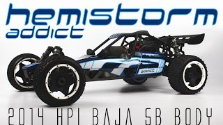 HPI BAJA 5B 2014 - The HemiStorm Addict