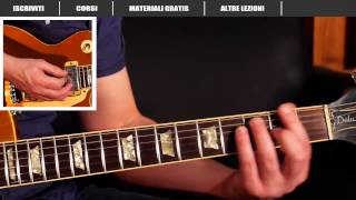 led zeppelin rock and roll jimmy page lezione chitarra tutorial how to play