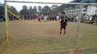 Assam engineering college | college week | football match | hostel-1 vs hostel-6 | final time |