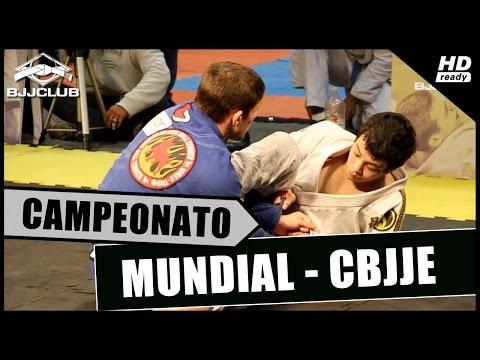Paulo Miyao vs Cláudio Calasans – Mundial 2014 CBJJE