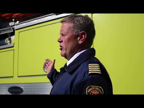 Prince George's main fire hall is being called a 'tired facility,' and that it has 'run its course.'
