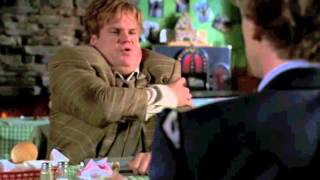 Tommy Boy (7/10) Best Movie Quote - My Shoulder Doesn
