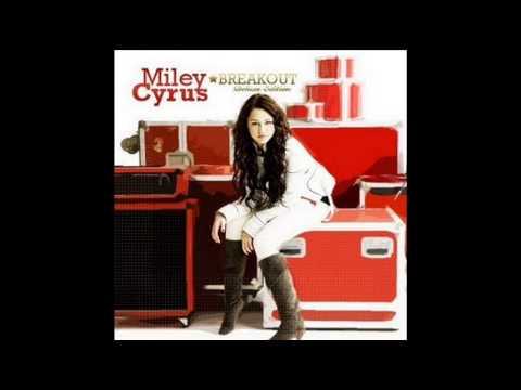 miley cyrus - someday with lyrics