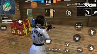 [GAME FREE FIRE]chơi free fire gặp thanh niên đang làm Tik Tok |Trà Chanh TV