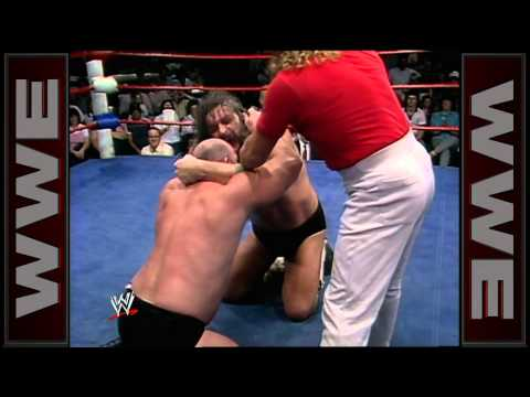 Bruiser Brody vs. Buzz Sawyer: Sept. 11, 1986