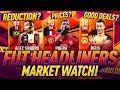 THE IMPACTS OF LUNAR VS NO LUNAR TODAY! MARKET WATCH! FIFA 19 Ultimate Team