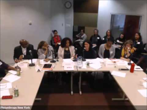 12.15.2014 Why We Can't Wait: Lessons from Listening to Girls of Color