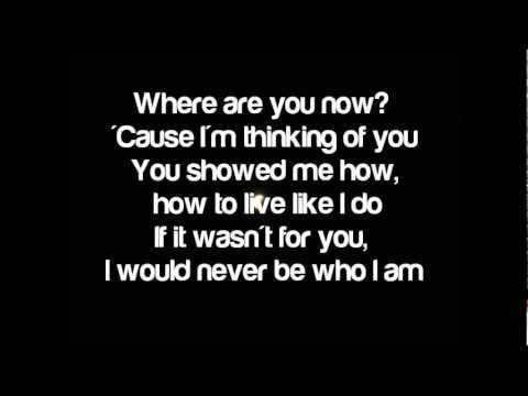 Where Are You Now Lyrics (Honor Society) - YouTube