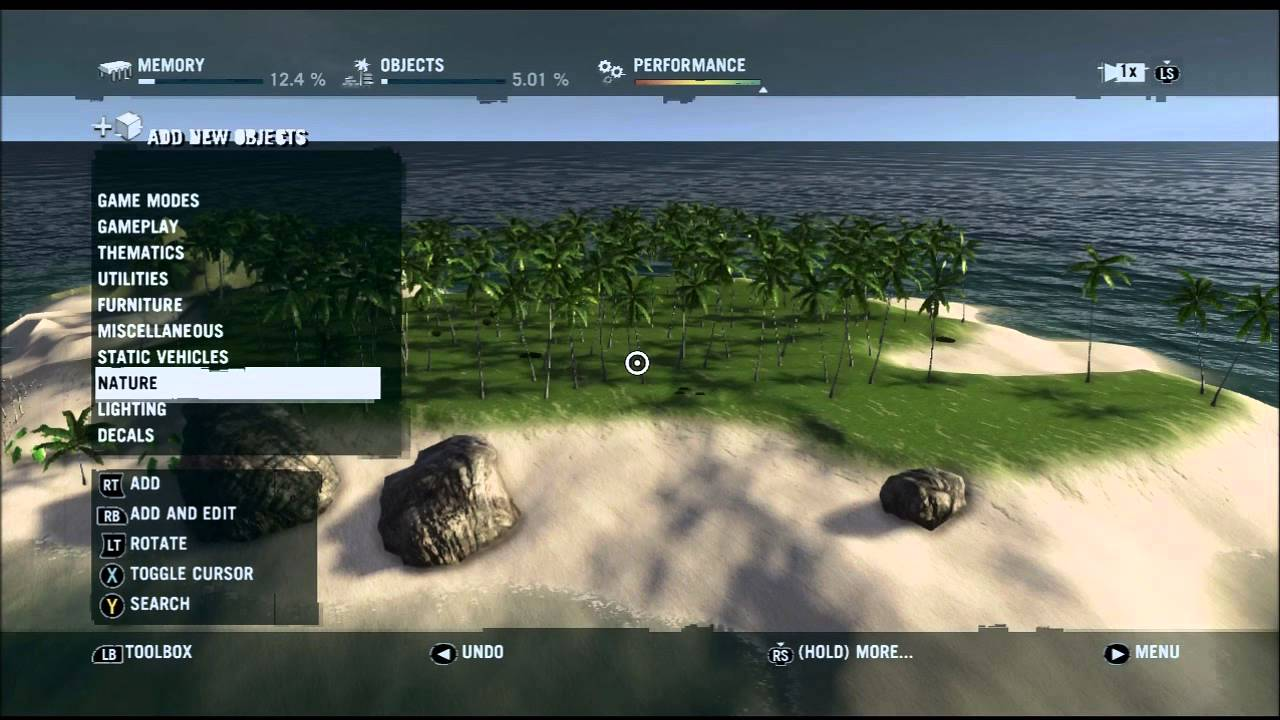 A Look At The Far Cry 3 Map Editor Youtube