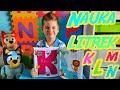 📚 NAUKA LITEREK DLA DZIECI PO POLSKU KLŁMNOP odc 3 - Jak nauczyć dziecko literek w domu