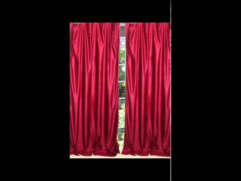 Silk Sari Curtain  http://stores.ebay.com/mogulgallery