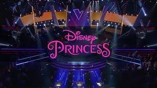 The Voice Kids Final 2018 – MBC - أغنية أميرات ديزني - عيشي الحكاية