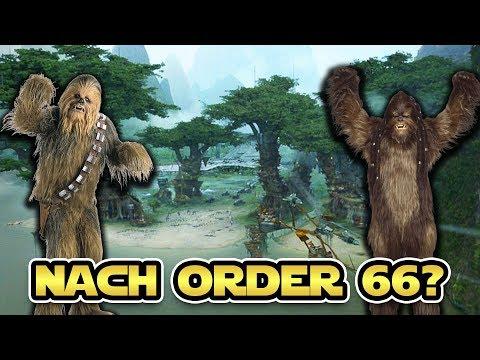 Star Wars: Was Geschah mit KASHYYYK nach der ORDER 66? - feat. Star Wars News