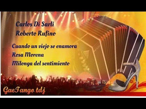 Tanda di milonga Carlos Di Sarli Roberto Rufino1940 42