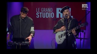 Kadebostany - Mind if I Stay (Live) - Le Grand Studio RTL