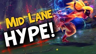 HYPE MONTAGE FOR MID LANERS!