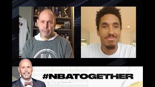 Malcolm Brogdon Discusses Systemic Racism on #NBATogether | NBA on TNT