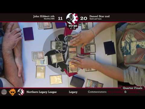 Quarter final Shardless BUG Hibbert vs DnT Star (Northern League Legacy)