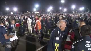 2014 FIA Prize Giving Challenge Highlights 26'