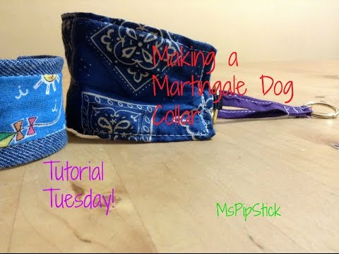 How To Make Duct Tape Dog Collars