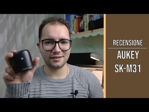 #Aukey SK-M31: la recensione