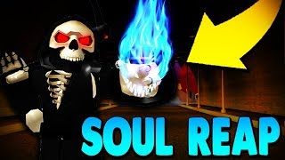 UNLOCKING SOUL REAP *COMPLETING SPECIAL QUEST* BEST SKILL! | Roblox: Super Power Training Simulator thumbnail