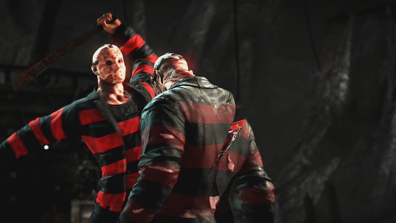 Mortal Kombat X Jason Voorhees Nightmare On Elm Street