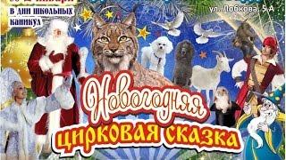 Уральский цирк. Новогодняя сказка