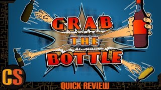 GRAB THE BOTTLE - QUICK PS4 REVIEW