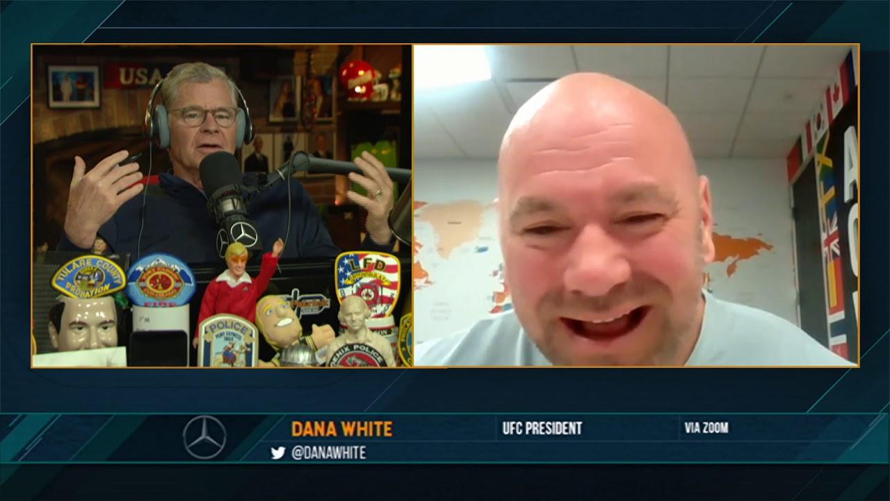 Dana White on the Dan Patrick Show (Full Interview) 06/04/20