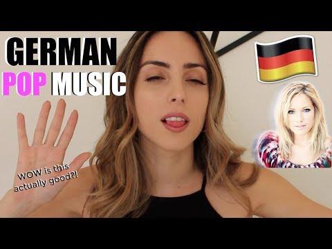 "REACTION TO GERMAN POP  ""SCHLAGER"" MUSIC | Helene Fischer, Andrea Berg  & Peter Maffay"