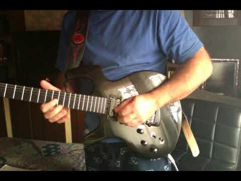 #Desafio Cuarentena. Guitarristas.info FUNK
