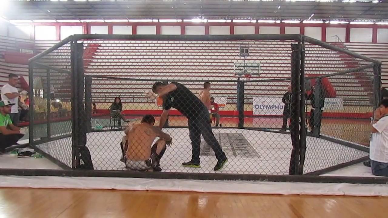 MMA IRON FIGTHER 2017 Antofagasta KO 1 Round