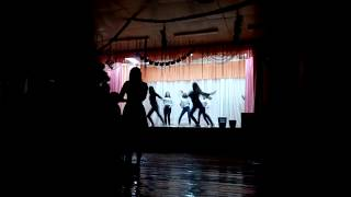 Танец T Fest X Скриптонит Ламбада