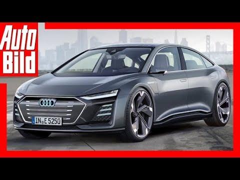 Zukunftsaussicht: Audi e-tron quattro (2018) Details/Erklärung