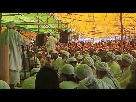 হজরত মাওঃ সুফী মুফতী মাস্টার সাহেব গদ্দীনসিন হুজুর কেবলা(রহঃ) দাঃবঃ পাক জবানের নুরানী বয়ান