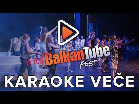 Karaoke veče BTF2017