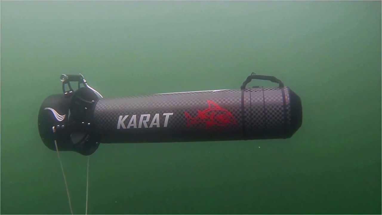 Подводная скутер своими руками