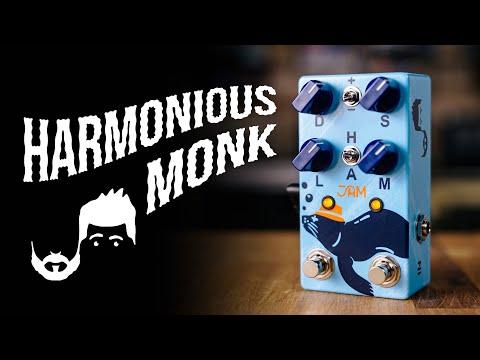 JAM Pedals Harmonious Monk Tremolo Pedal – That Pedal Show