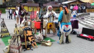 индейцы музыка Трускавец 2015