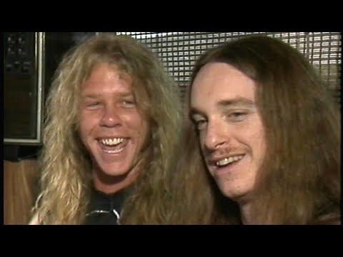 Metallica - MTV Heavy Metal Mania (1986) [ReMaster Of Puppets DVD]