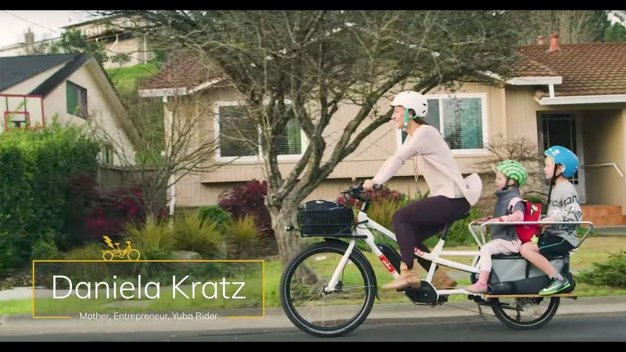 Yuba Bicycles - electric, cargo, family, utility bikes