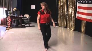GOODBYE MONDAY -- Line Dance -- Présentée par Martine à Samoens 2014