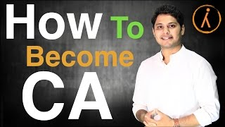 HOW TO BECOME CA ? | Crack CA | CHARTERED ACCOUNTANT | ICAI | Power of Study