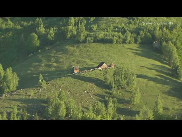Travel Channel Wild Carpathia I HD Episodul 1 :  TRANSYLVANIA - Transilvania Travel Video