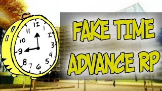 [Обзор CLEO #5] Fake Time for Advance RP