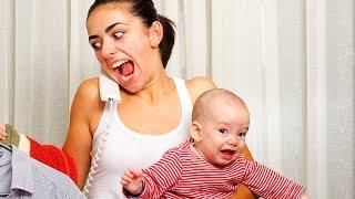 Having Kids Destroys Lives, Study Confirms