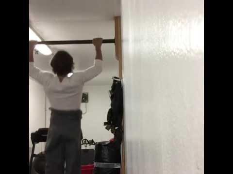 Jared Padalecki working out!!!